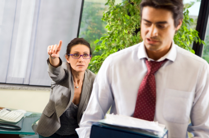 iStock Dealing with Difficult Boss Dealing with a Difficult Boss