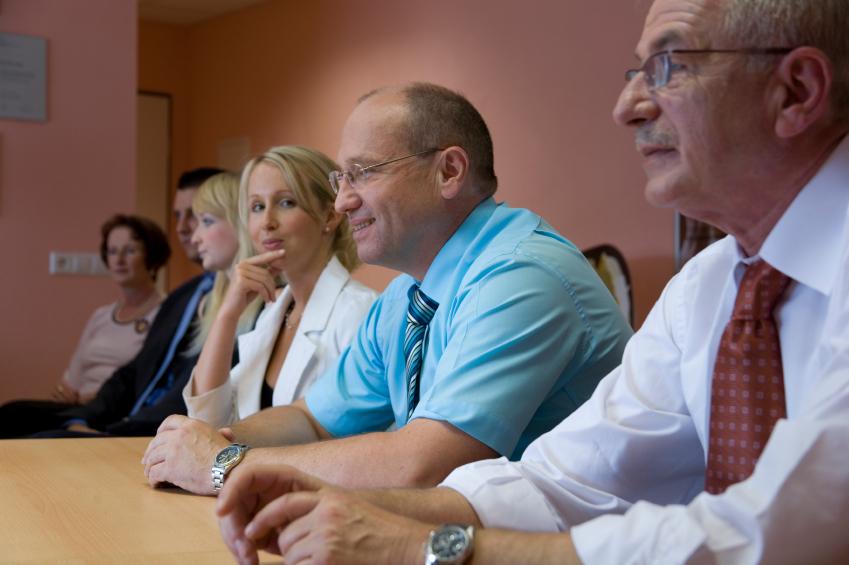 iStock Older People Managing Older Employees