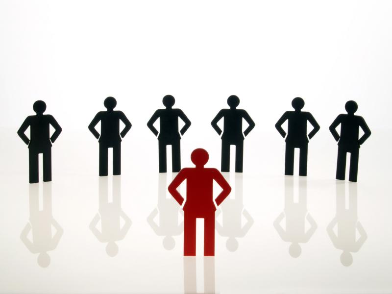 iStock Managing Former Peers Managing Your Former Peers